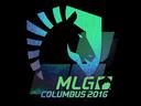 Sticker | Team Liquid (Holo) | MLG Columbus 2016