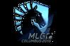 Sticker | Team Liquid (Foil) | MLG Columbus 2016