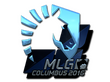 Sticker Team Liquid (Foil) | MLG Columbus 2016