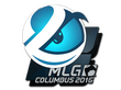 Sticker Luminosity Gaming | MLG Columbus 2016