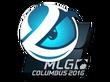Sticker Luminosity Gaming | MLG Columbus 2016