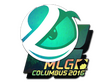 Sticker Luminosity Gaming (Holo) | MLG Columbus 2016