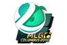 Sticker   Luminosity Gaming (Holo)   MLG Columbus 2016