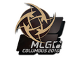 Sticker Ninjas in Pyjamas | MLG Columbus 2016