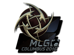 Sticker | Ninjas in Pyjamas (Foil) | MLG Columbus 2016