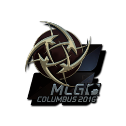 Ninjas in Pyjamas (Foil) | MLG Columbus 2016