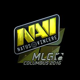 Natus Vincere (Foil) | MLG Columbus 2016