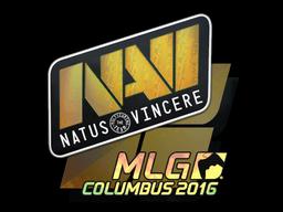 Sticker | Natus Vincere (Holo) | MLG Columbus 2016