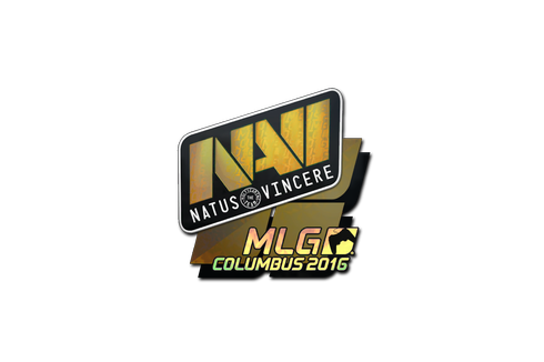Sticker | Natus Vincere (Holo) | MLG Columbus 2016 Prices