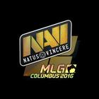 Sticker   Natus Vincere (Holo)   MLG Columbus 2016