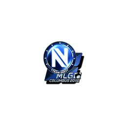Sticker | Team EnVyUs (Foil) | MLG Columbus 2016