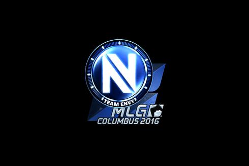 Sticker | Team EnVyUs (Foil) | MLG Columbus 2016 Prices
