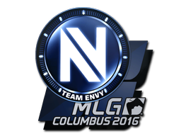Sticker | Team EnVyUs | MLG Columbus 2016