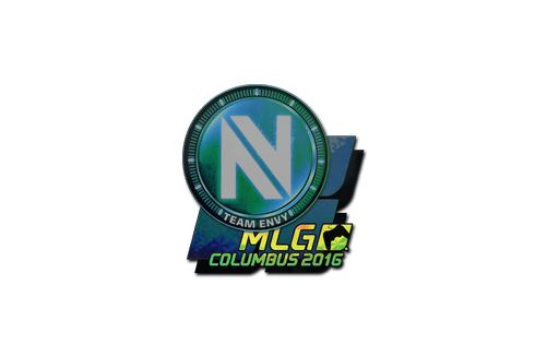 Sticker | Team EnVyUs (Holo) | MLG Columbus 2016 Prices