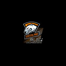 Sticker | Virtus.Pro (Foil) | MLG Columbus 2016