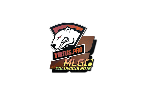 Sticker | Virtus.Pro (Holo) | MLG Columbus 2016 Prices