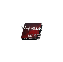 Sticker | wayLander | MLG Columbus 2016