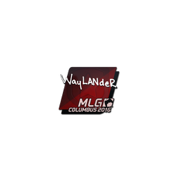 Sticker | wayLander | MLG Columbus 2016