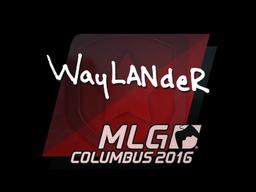 wayLander | MLG Columbus 2016