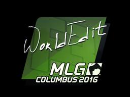 WorldEdit | MLG Columbus 2016