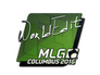 Skin  WorldEdit | MLG Columbus 2016