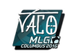 Sticker TACO | MLG Columbus 2016