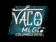 Sticker TACO | MLG Columbus 2016