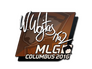 Skin Sticker | TaZ | MLG Columbus 2016