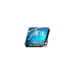Sticker | tarik (Foil) | MLG Columbus 2016