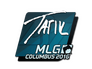 Skin Sticker | tarik | MLG Columbus 2016