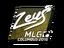 Sticker | Zeus | MLG Columbus 2016