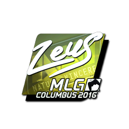 Zeus (Foil) | MLG Columbus 2016