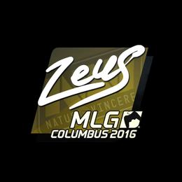 Zeus | MLG Columbus 2016