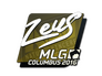 Skin Sticker | Zeus | MLG Columbus 2016