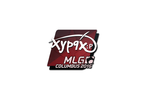 Sticker | Xyp9x | MLG Columbus 2016 Prices