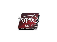 Skin Sticker | Xyp9x | MLG Columbus 2016