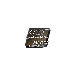 Sticker | Xizt | MLG Columbus 2016