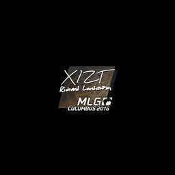 Sticker | Xizt | MLG Columbus 2016