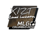 Skin Sticker | Xizt | MLG Columbus 2016