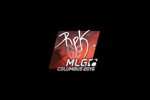 Sticker | RpK (Foil) | MLG Columbus 2016 Prices