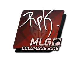 Sticker | RpK | MLG Columbus 2016