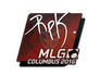 Skin Sticker | RpK | MLG Columbus 2016