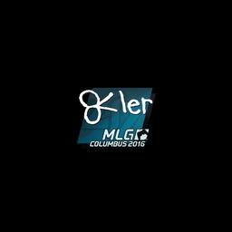 Sticker | reltuC | MLG Columbus 2016