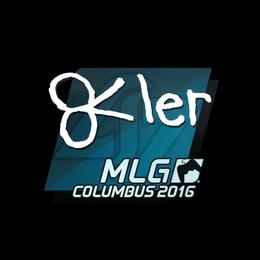 reltuC   MLG Columbus 2016