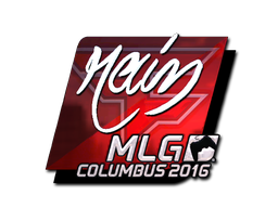 Sticker | rain (Foil) | MLG Columbus 2016