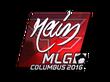 Sticker rain (Foil) | MLG Columbus 2016