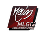 Skin Sticker | rain | MLG Columbus 2016