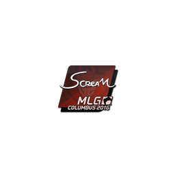 Sticker | ScreaM | MLG Columbus 2016