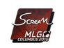 Skin Sticker | ScreaM | MLG Columbus 2016