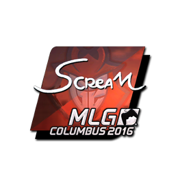 ScreaM (Foil) | MLG Columbus 2016